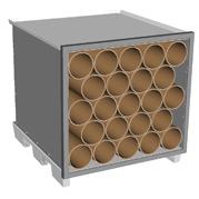 palette petits tubes
